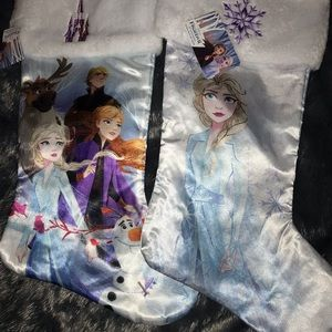 Disney FROZEN 2 Stockings TOP QUALITY LICENSED